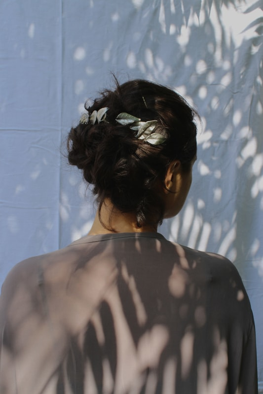 Vlasový hřebínek Ida